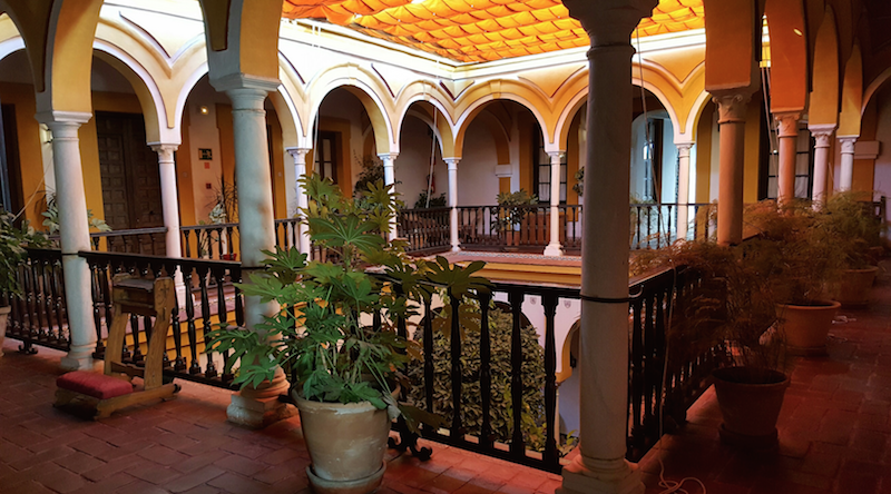 Advantages of Small Weddings & Destination Wedding & Small Wedding Venues in Spain, Seville inside