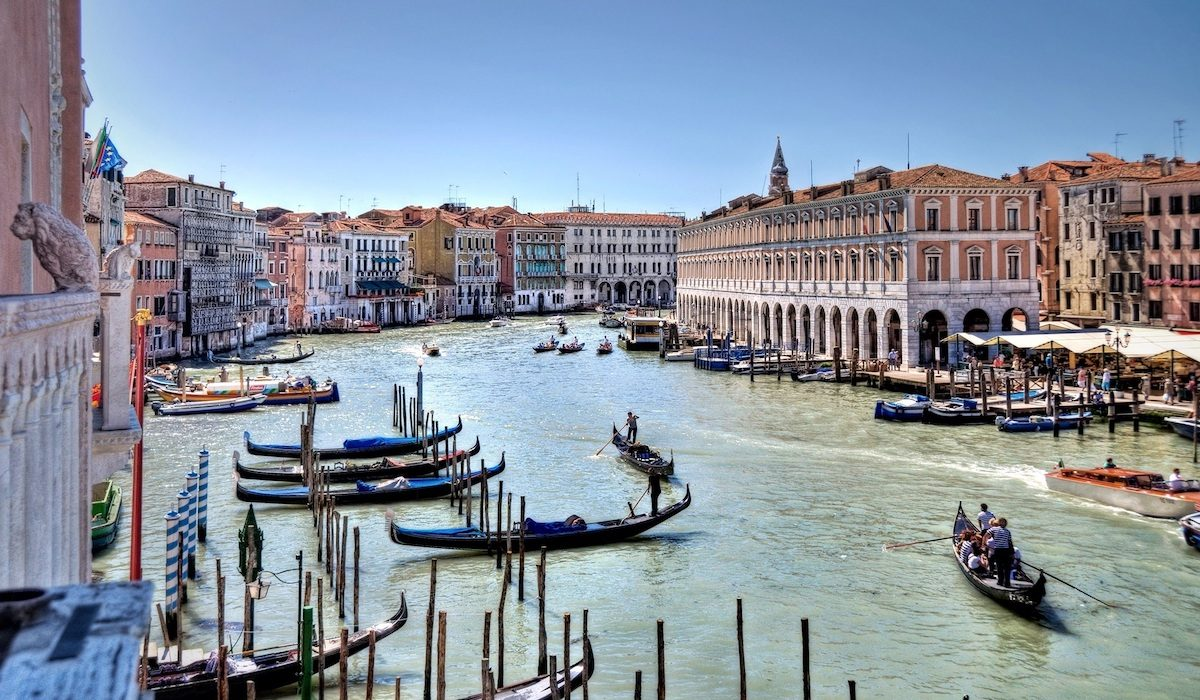 20 Luxury Wedding Venues in Italy Venice
