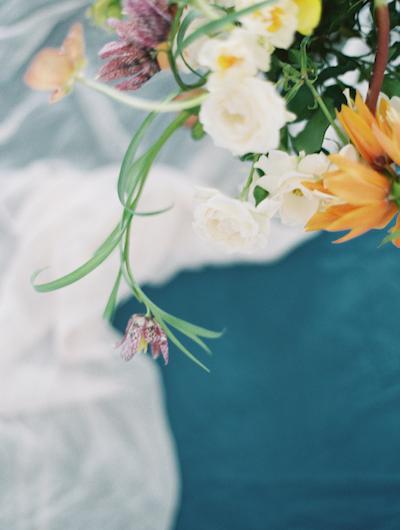 Fine Art Wedding Inspiration wedding flower ideas