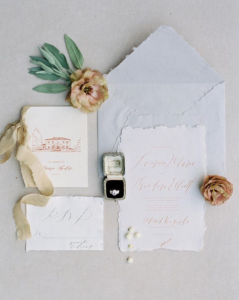 Top 10 Best Wedding Invitation Instagram Accounts pale blue