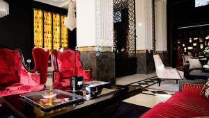Luxury Wedding in Morocco hotel