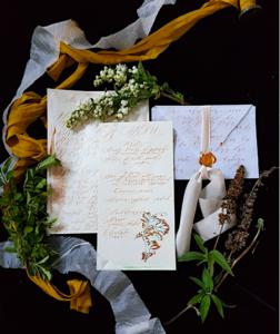 Luxury Wedding in Morocco menu
