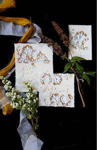Luxury Wedding in Morocco Wedding Invitations main cards