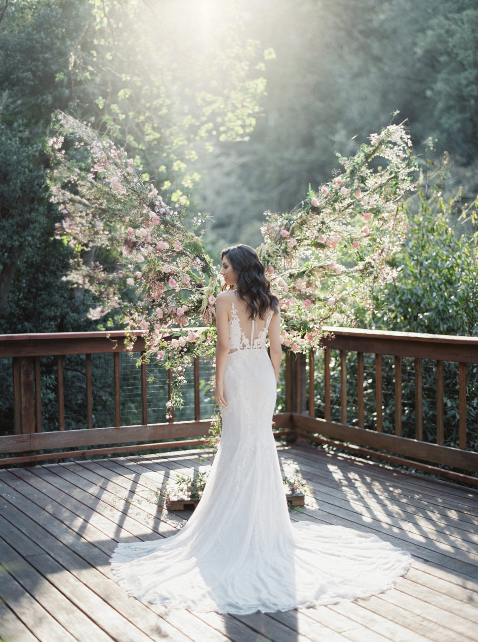Neutral Wedding Inspiration_bride
