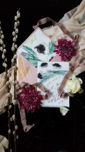 Designer Wedding Invitations_ Elysium watercolour wedding invitations