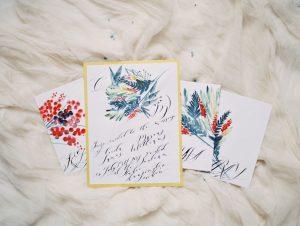 Designer Wedding Invitations_Autumn wedding invitations