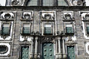 Destination Wedding Locations Azores architecture