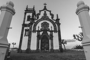 Destination Wedding Locations Azores church