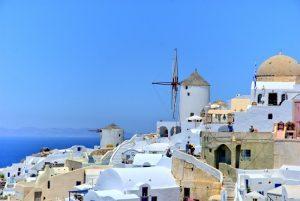 Destination Wedding Locations Greece view