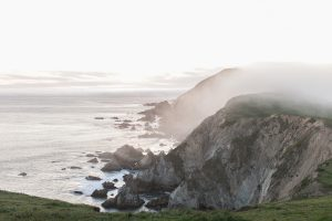Destination Wedding Locations Point Reyes Cliffs
