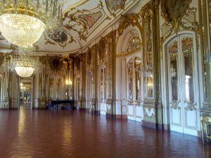 Destination Wedding Locations Portugal Queluz Palace