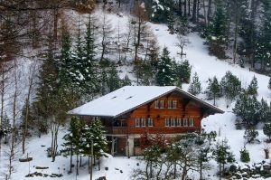 Destination Wedding Locations Swiss chalet