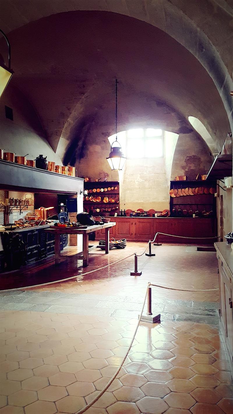 Wedding Locations In Paris Château De Vaux Le Vicomte Large Royal Kitchens