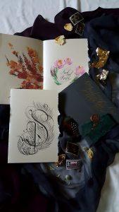Wedding Stationery Designer vow book