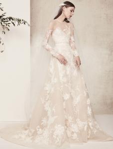 Wedding Stationery Designer Elie Saab Bridal wear