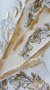 Wedding Stationery designer edges