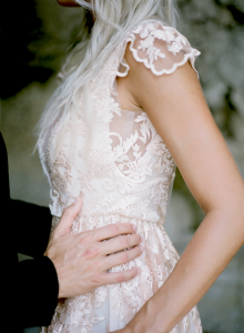 Wedding stationery designer dress