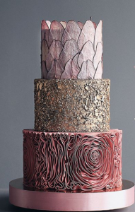 luxury wedding cake designers creative pink cakes