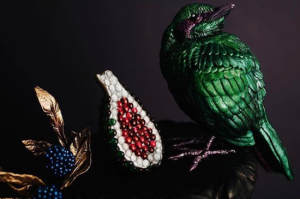 5 wedding cake designers Alex green bird