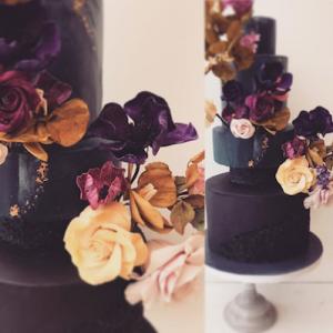 5 wedding cake designers black cake