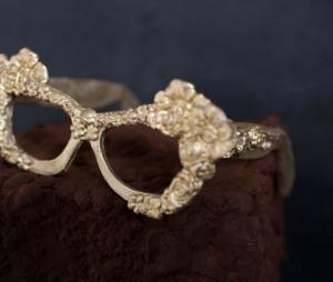 5 wedding cake designers gold glasses