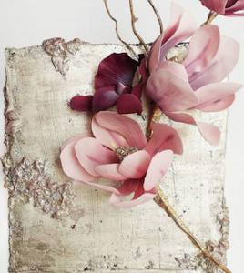 5 wedding cake designers lima pink flowers