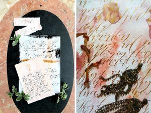 Wedding Invitation Trends 2018 fine art calligraphy
