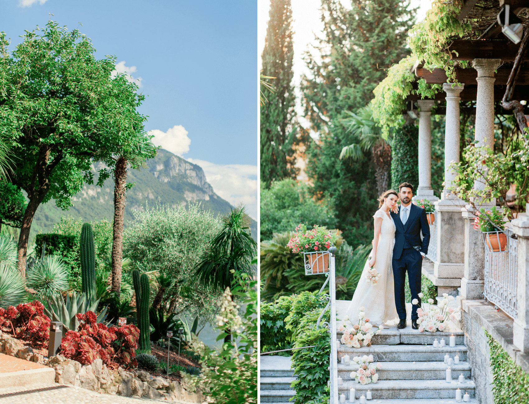 This blogpost shares over 20 luxury wedding venues in Italy