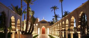 Luxury Wedding In Morocco Palais Namaskar