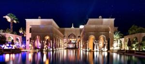 Luxury Wedding In Morocco Palais Namaskar waterfront