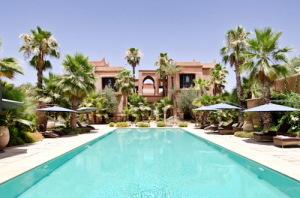 Luxury Wedding in Morocco Hôtel Tigmiza Marrakech