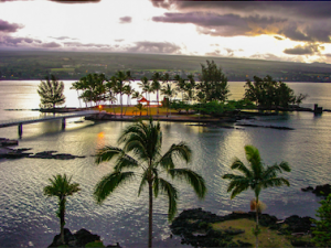 Destination wedding locations Hawaii scenery