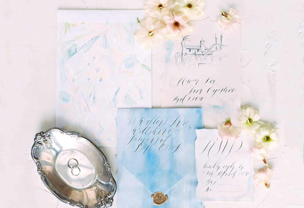 Wedding Stationery Designer paper