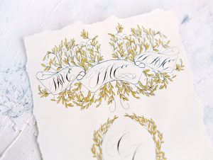 Wedding Stationery Designer save the date