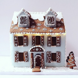 luxury wedding cake designers gingerbread house