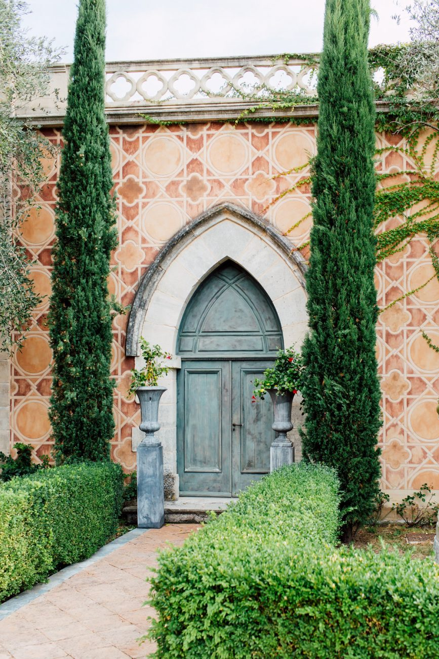 French Wedding Inspiration french doors