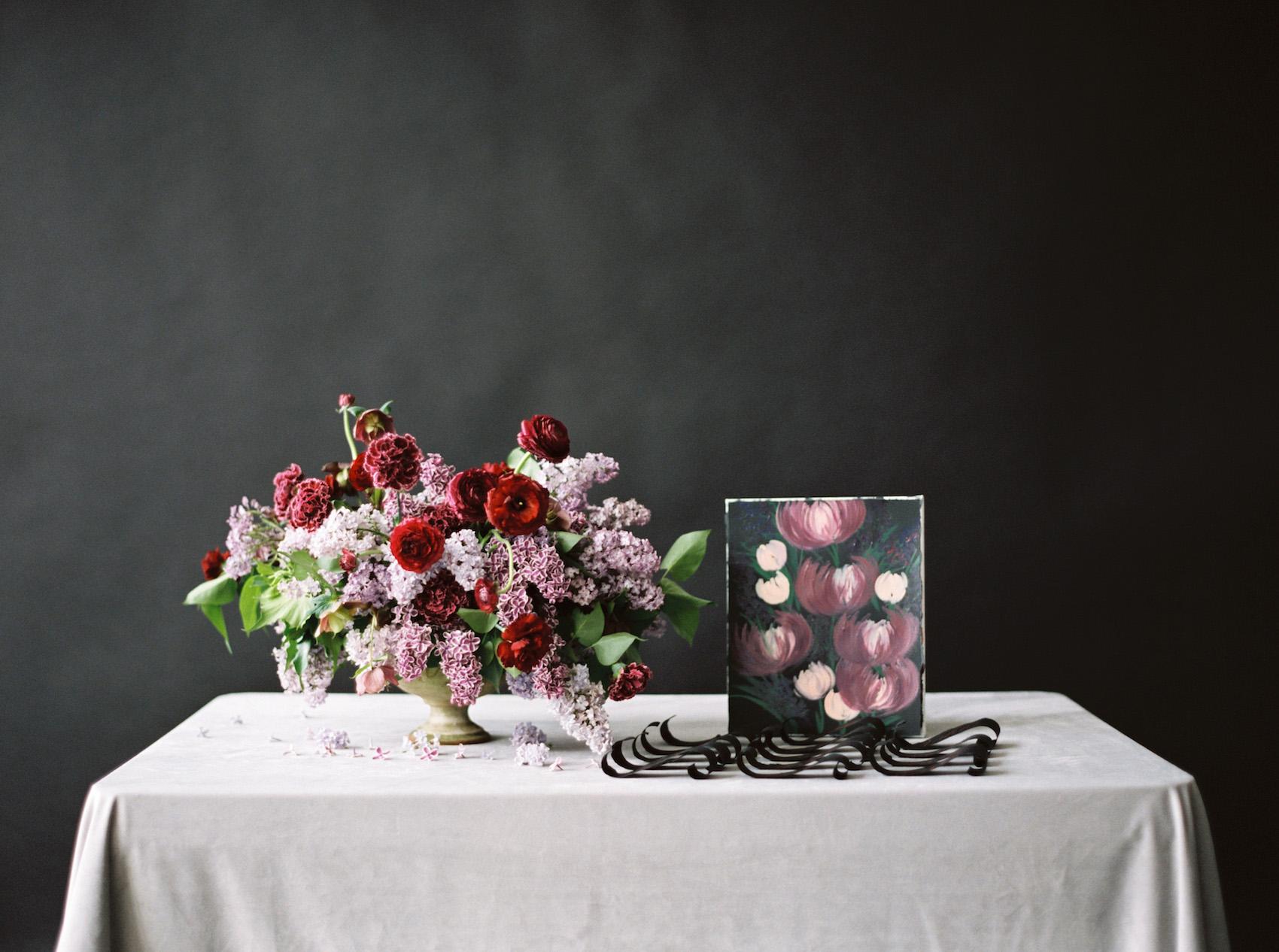Latest Wedding invitation trends for 2019 escort card display