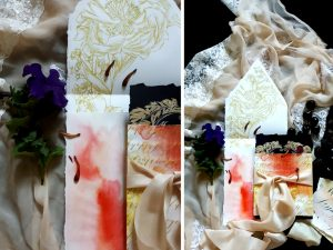 Latest Wedding invitation trends for 2019 silk ribbons