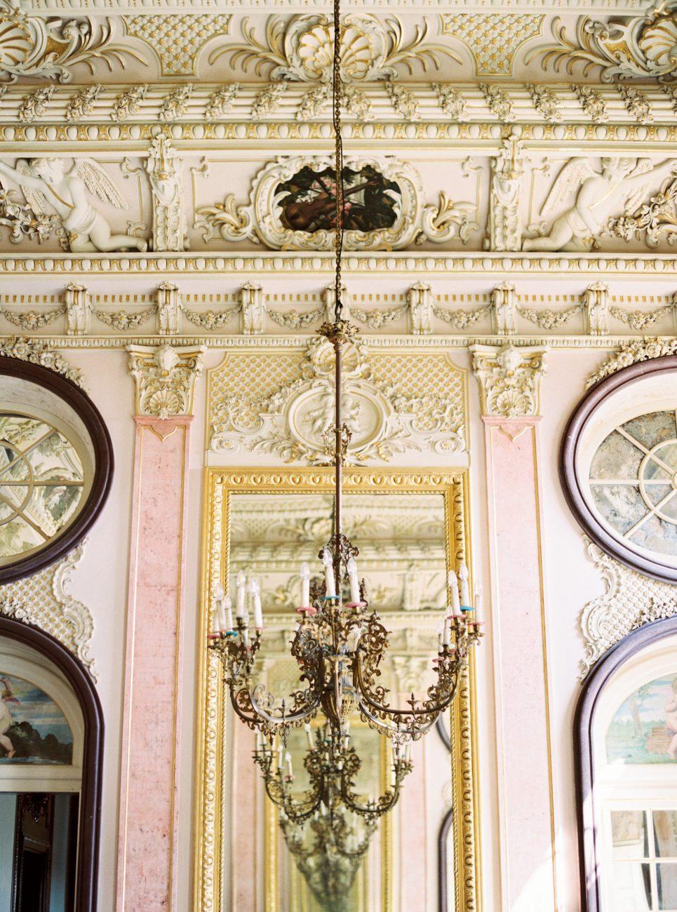 Portuguese Palace interiors