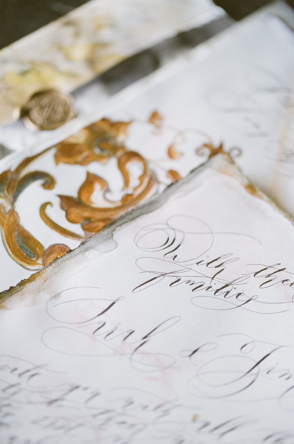 This blogpost tells the story of how I became a wedding invitation designer and the challenges I faced during the early years in business.