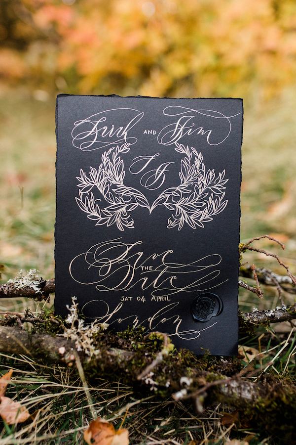 This is my journey of how I became a wedding invitation designer and what led to my choosing this path. Photography by Marni Wishart