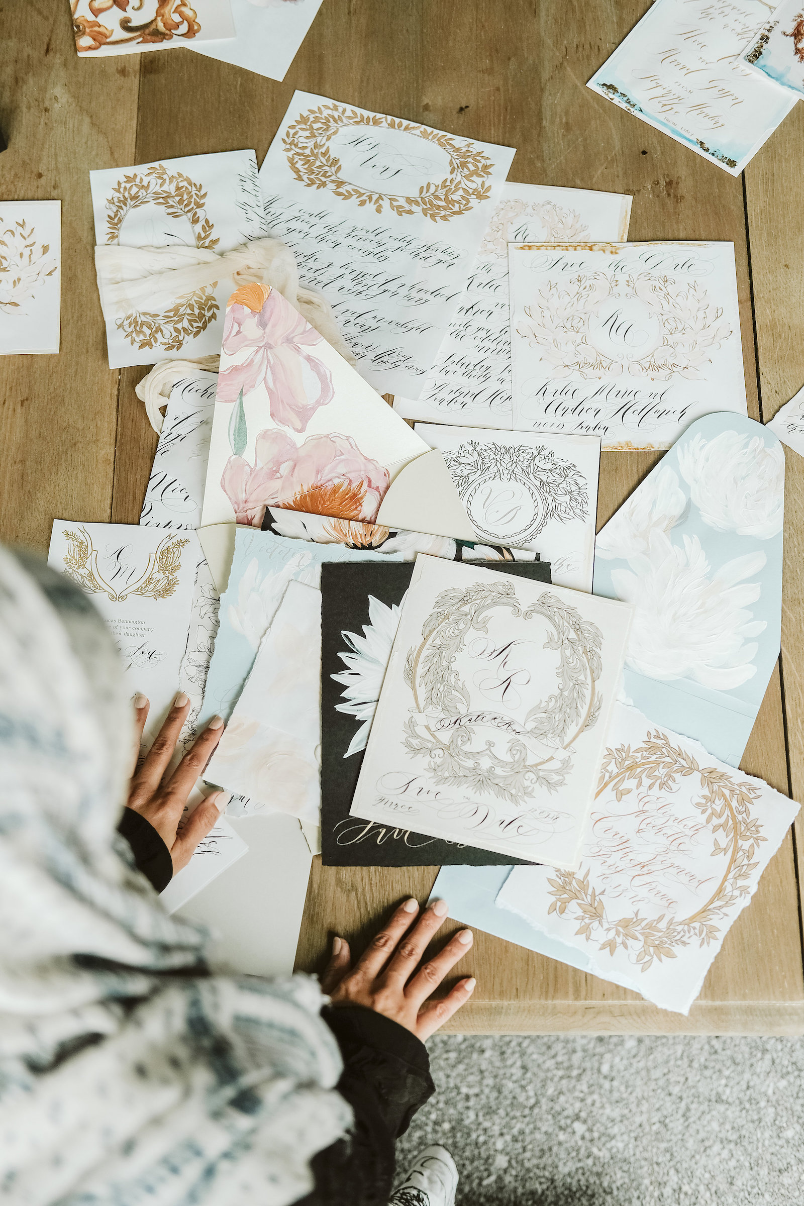 I'm sharing my story, the hard truth I faced, and the isolation I felt whilst trying to establish myself as a wedding invitation designer.