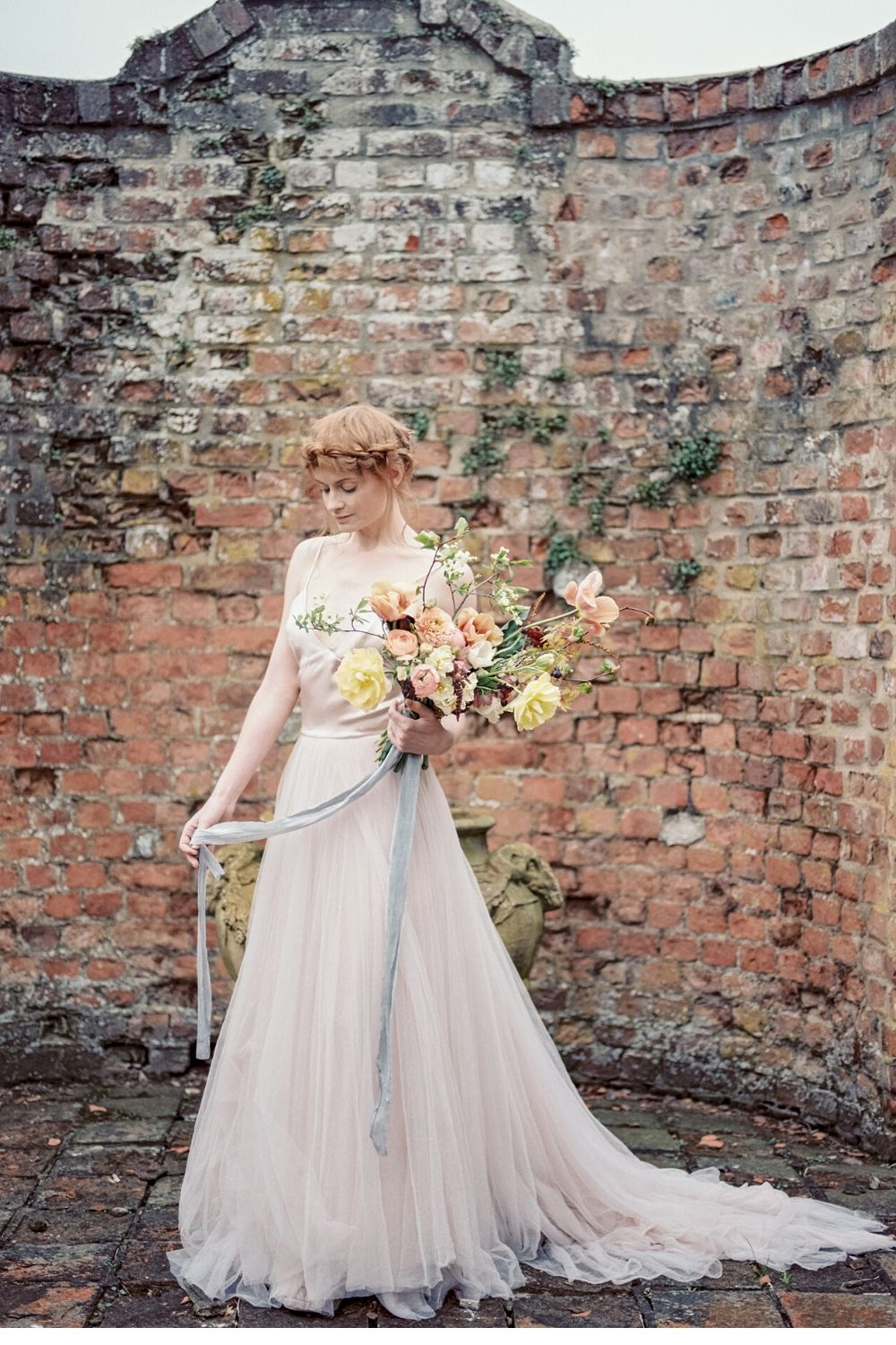 English country wedding inspiration