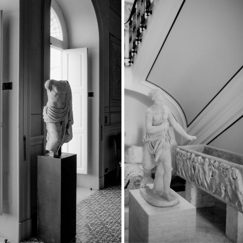 Villa Astor wedding venue in Sorrento for a fine art destination wedding