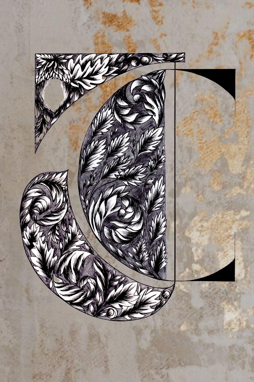 Hand Drawn Logo Design Inspiration