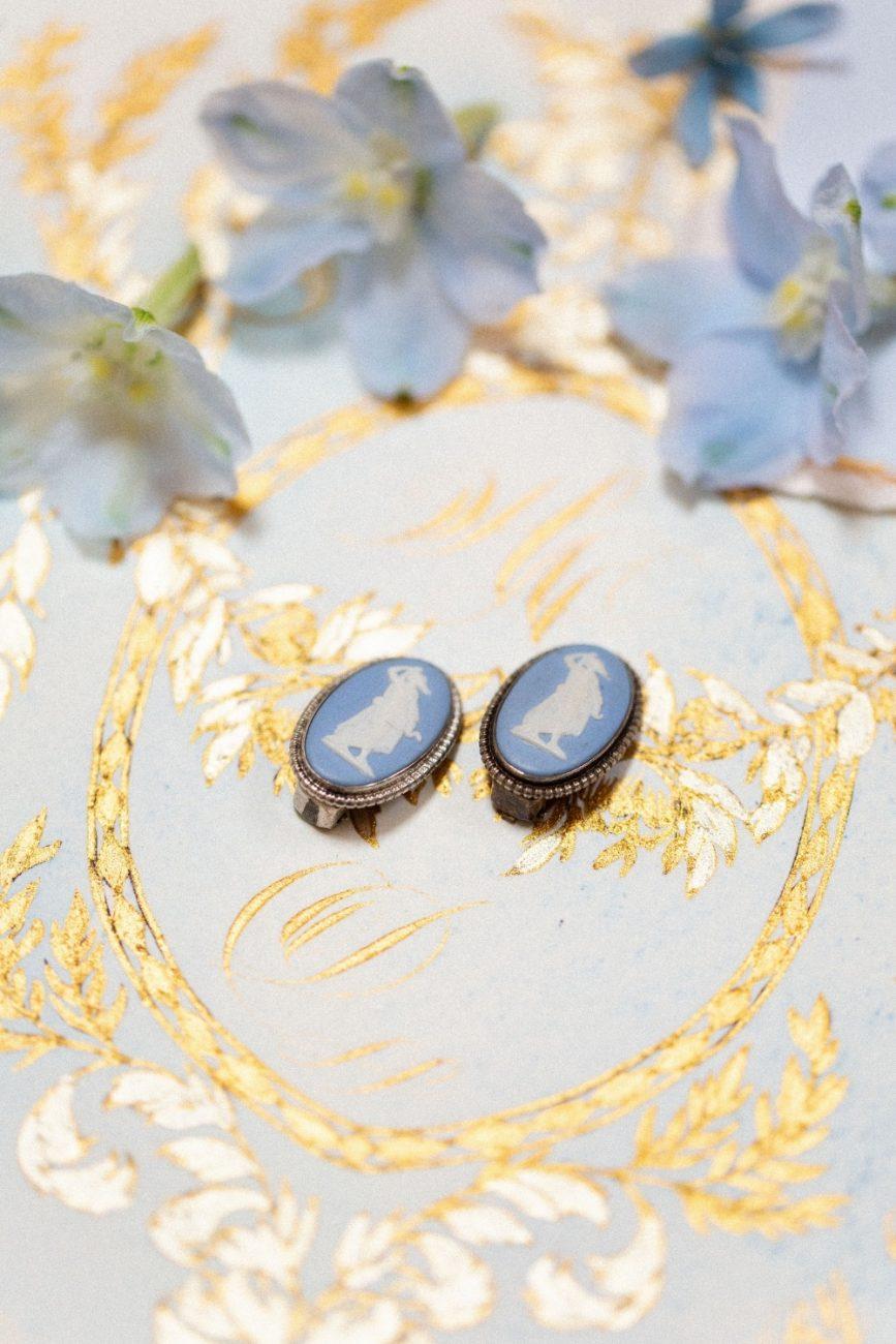 Stowe House - Intimate Wedding Inspiration